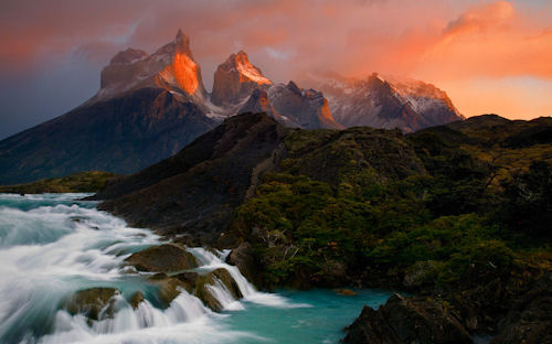 Los cuernos del Paine by Ian Plant - Paisajes - Landscapes