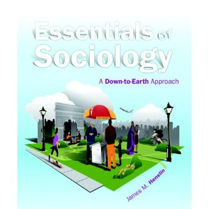 Essentials of Sociology Henslin 10th Edition