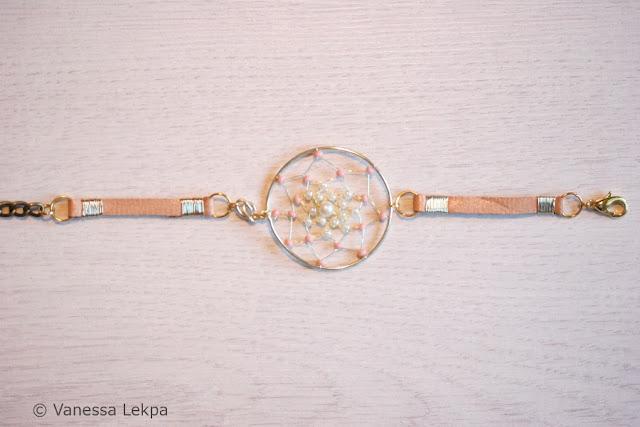 dreamcatcher bijoux fait mains évanescentes romantique