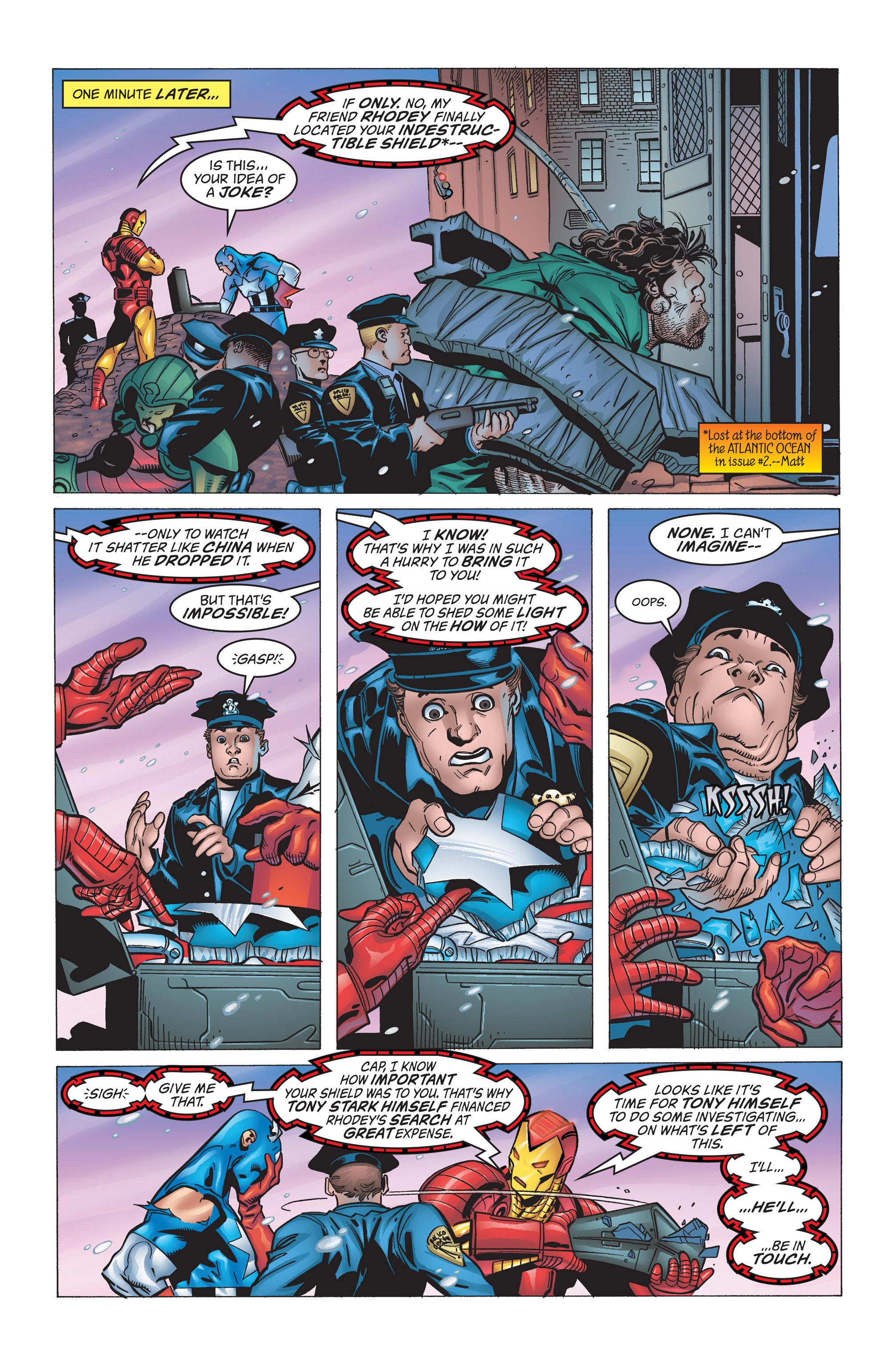 Captain America (1998) Issue #15 #21 - English 6