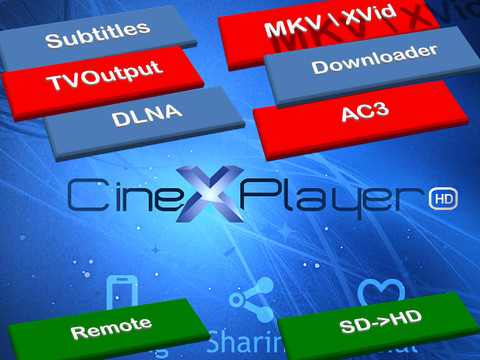 CineXPlayer HD – The best way to enjoy your movies