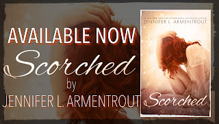 Scorched by Jennifer L. Armentrout Banner