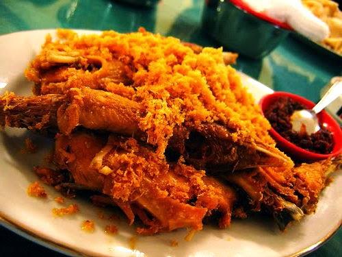 Resep Ayam Kremes Yang Renyah
