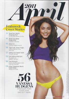 Vanessa Hudgens Shape Magazine Wallpapers