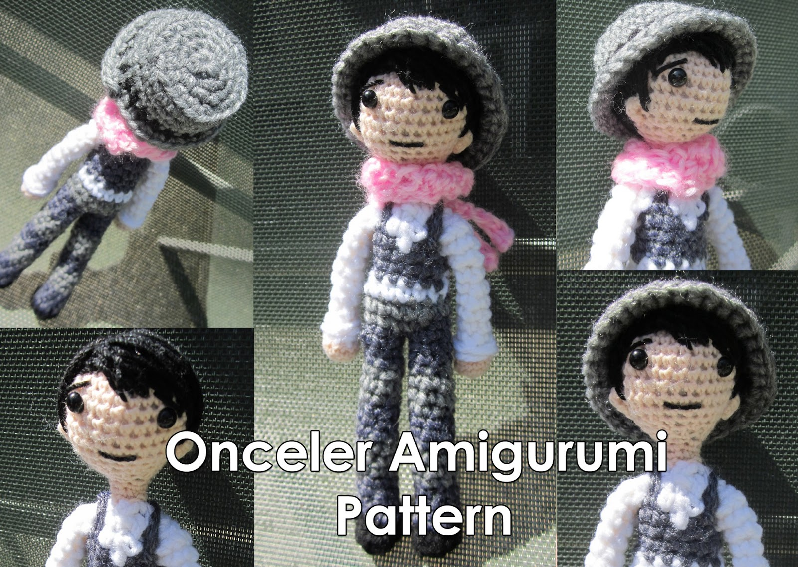 Free Amigurumi Boy Doll Patterns : Craft Sauce: The Onceler Amigurumi Pattern - From The Lorax