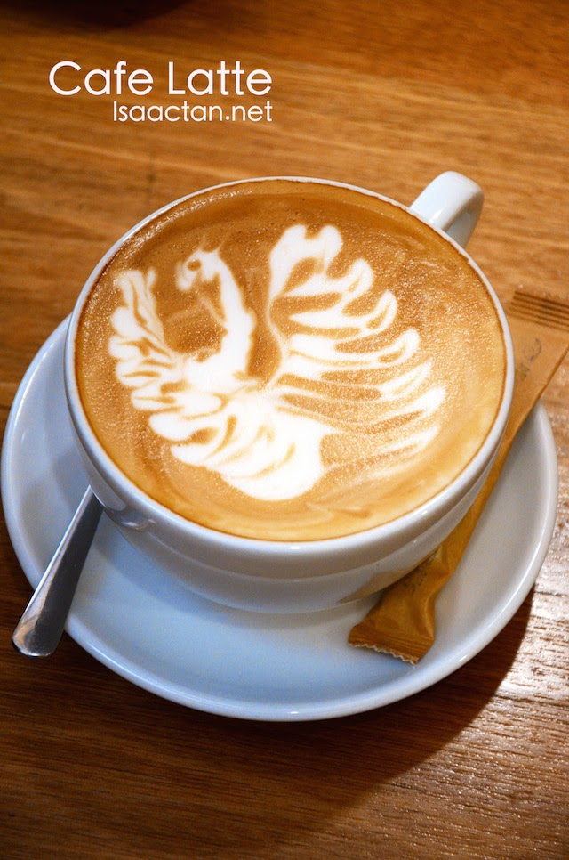 Olle Cafe @ Desa Sri Hartamas - #CafeHoppingMalaysia