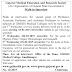 Walk in interview : GMERS Recruitment 2015 (Dharpur,Valsad,Himmatnagar,Junagadh)