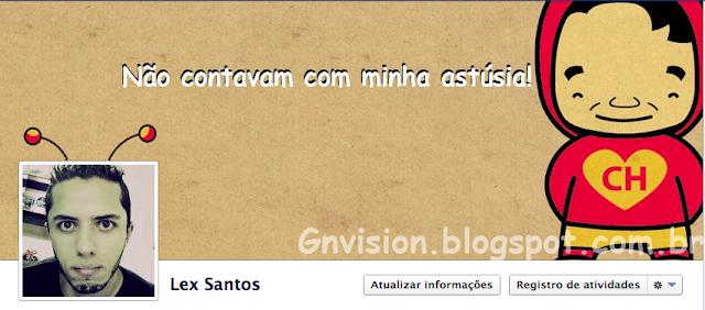 Capas para Facebook Criativas - fb.blogspot.com
