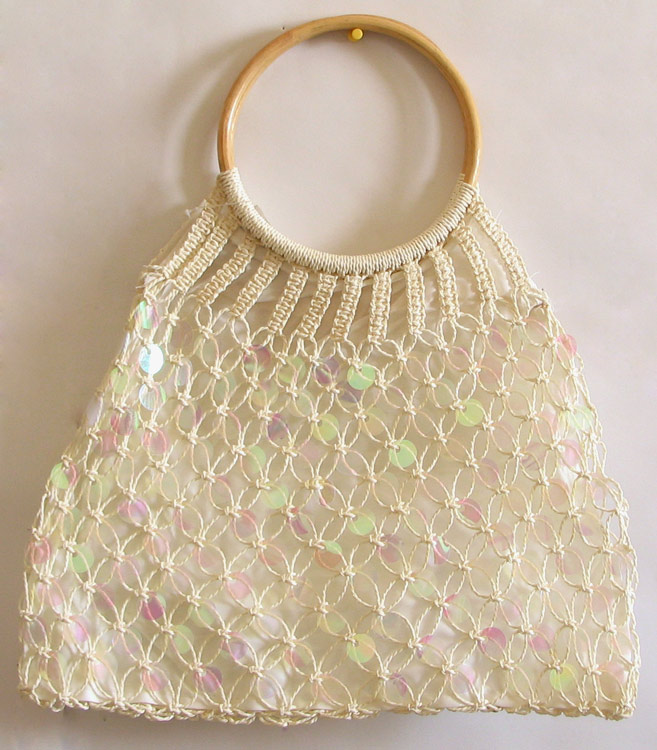 Crocheted Handbag : crochet bag-Knitting Gallery