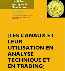 Ebook:vidéo exclusive+exercices+correction: les canaux en analyse technique et en trading