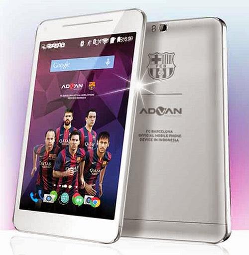 Spesifikasi Advan Barca Tab 7 T1X Tablet Octa Core Harga Rp 19 Juta