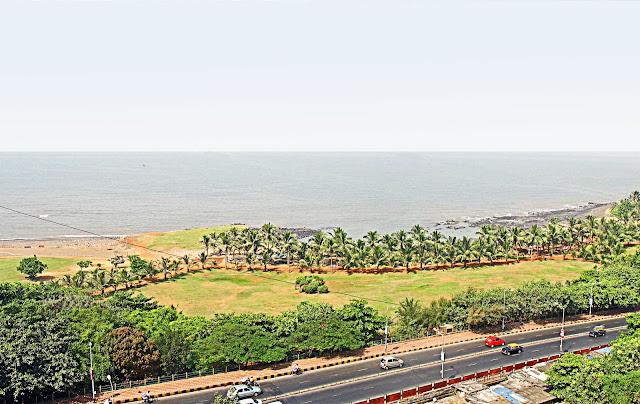 priyadarshani park in Mumbai