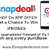 [NEW] Snapdeal Shop On App Offer-Get Rs 3259 worth Rewards and Great Offers