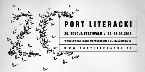 Port Literacki po raz dwudziesty!