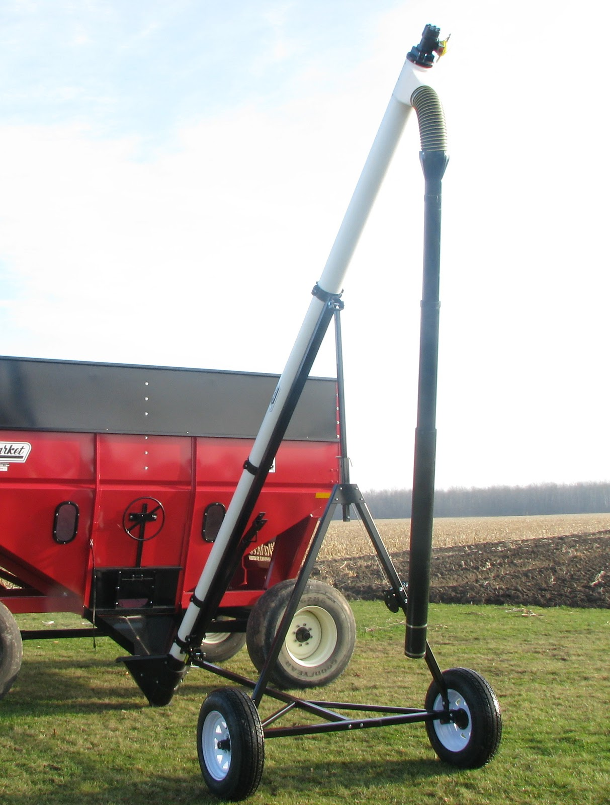 Auger mate auger tool image for Hydraulic auger motor for sale