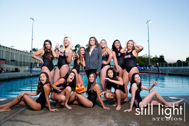 still light studios sports photography bay area girls water polo
