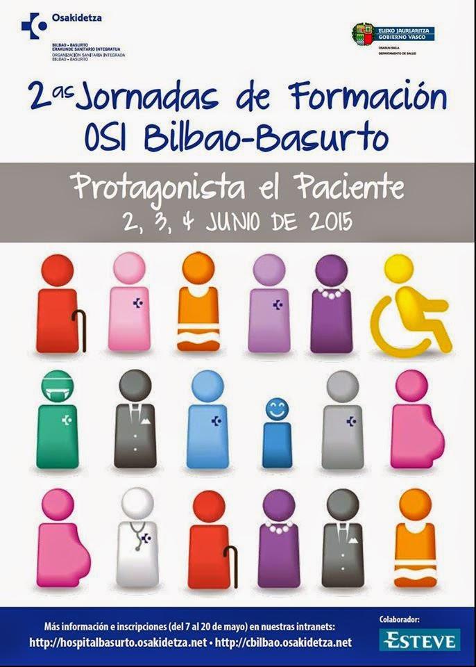 2º JORNADAS DE FORMACIÓN OSI BILBAO BASURTO- OSAKIDETZA