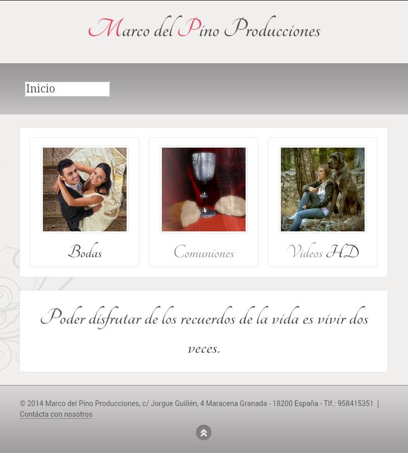 Blog Pratocinado por:
