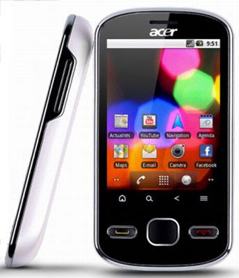 best Acer beTouch E 140