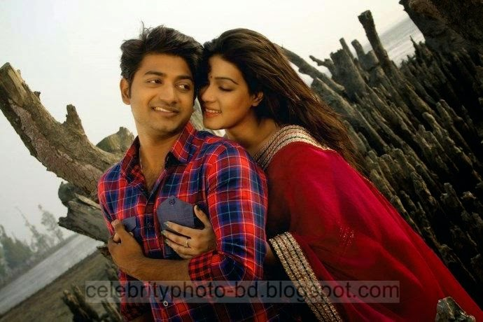 Mahiya+Mahi+and+Bappy+Chowdhury's+Some+Romantice+Hot+Photos+Latest+Collection+From+Bangla+Movie+Honeymoon+(2014)013