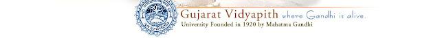 Gujarat Vidyapith Feb 2013 Result
