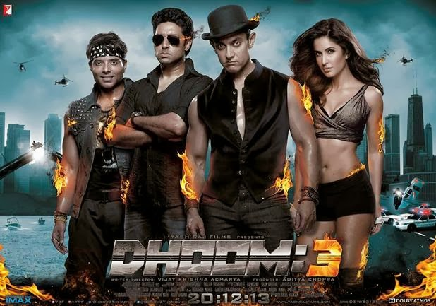 Review Film India Dhoom: 3 (2013)