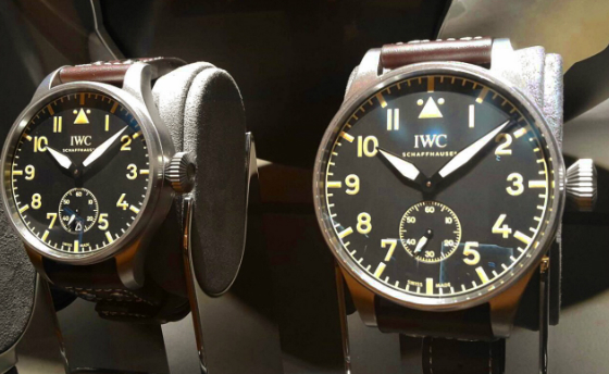IWC Big Pilot's Heritage Watch 55