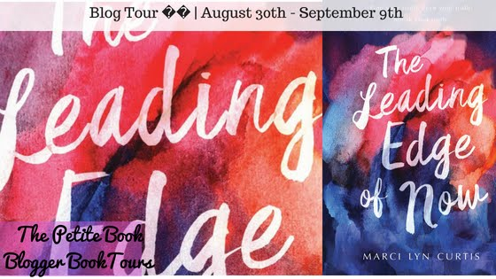 The Leading Edge of Now Book Tour