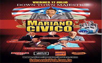 ► Homenaje a Mariano Civico