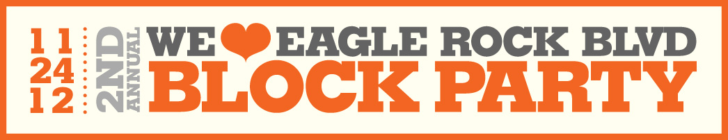 We Heart Eagle Rock Block
