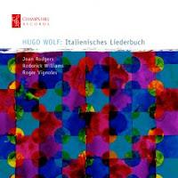 CHRCD054 - Hugo Wolf  - Das Italienisches Liederbuch