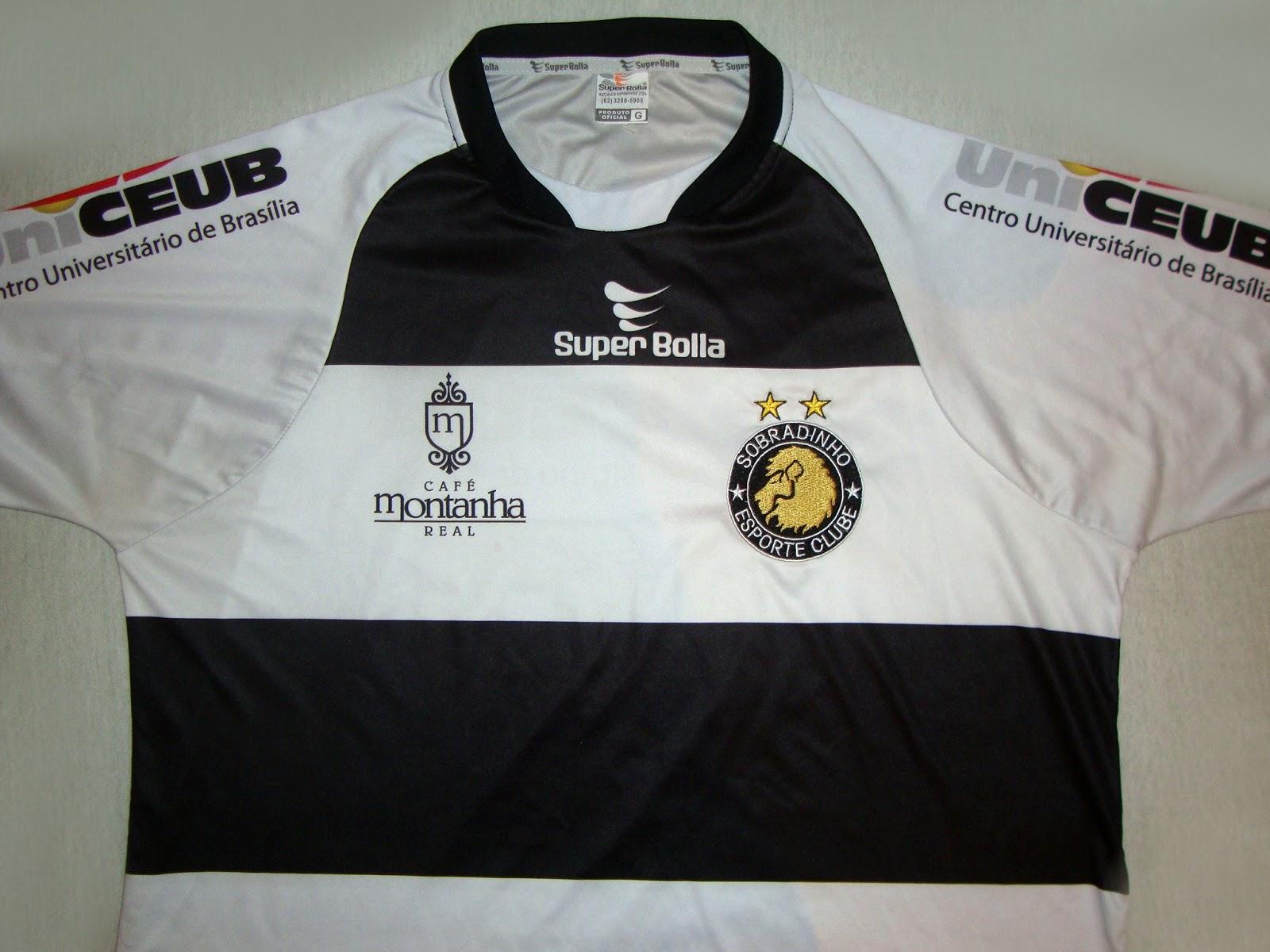 ebda822fe4 Sobradinho Esporte Clube (DF) - Show de Camisas