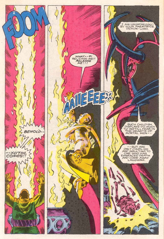 Conan the Barbarian (1970) Issue #193 #205 - English 7
