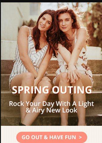 Zaful Spring Sales