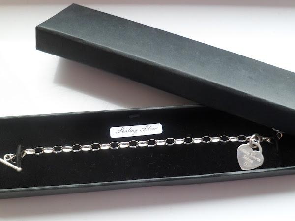 Customised Bracelet from Jewels4girls