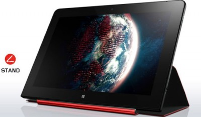 Lenovo ThinkPad 10, Tablet Bisnis Windows 8.1 Bertenaga Intel Atom Quad-core