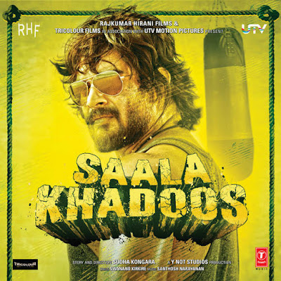 Saala Khadoos 2016 Hindi DVDRip 480p 300mb
