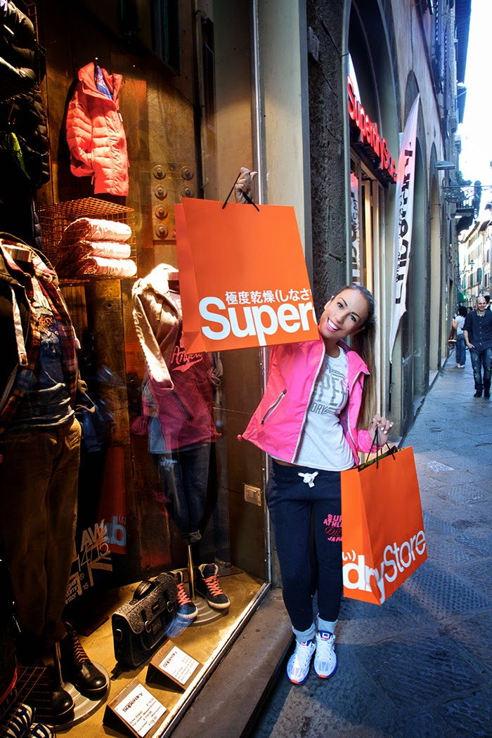 negozio superdry firenze