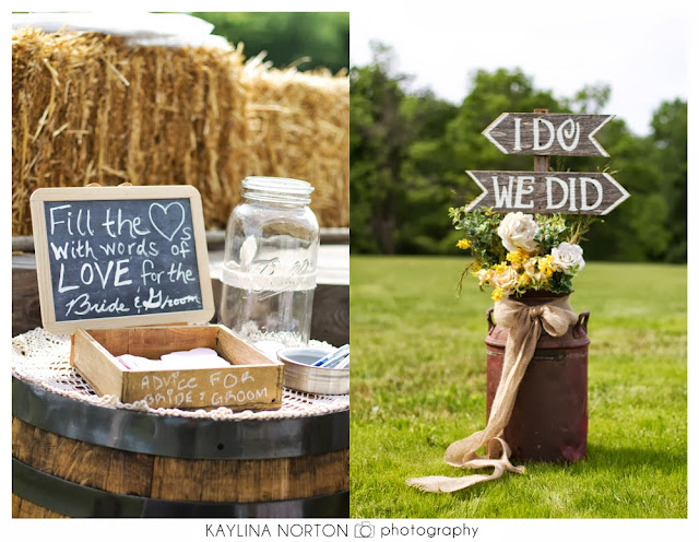 Country Backyard Wedding Photographer