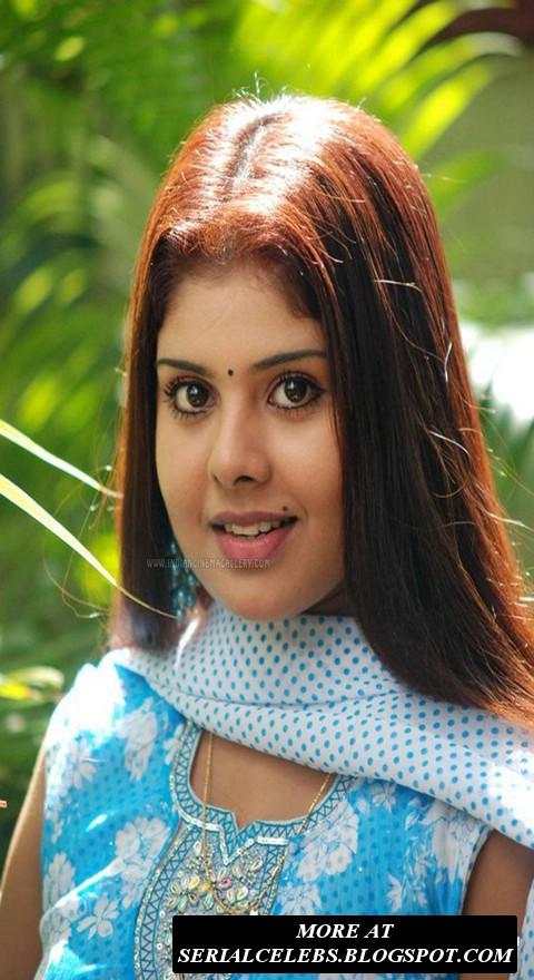 Serial Artists!: Malayalam TV actress Sivani in blue chudidar photos ...