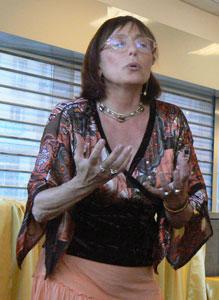 Michele Rouhet conteuse