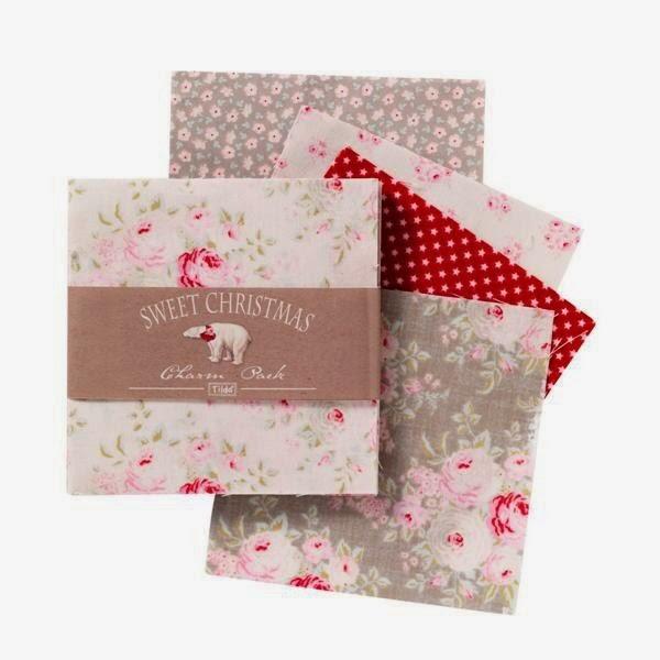 Sweet Christmas Tilda Pack
