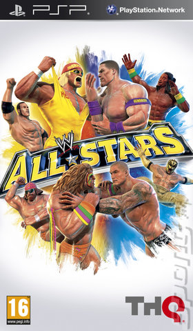 FREE PSP Games Download (Mediafire): [PSP] WWE All-Stars [USA]
