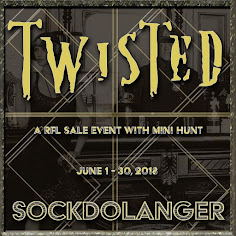 Twisted Summer Sockdolanger RFL Sale & Mini Hunt