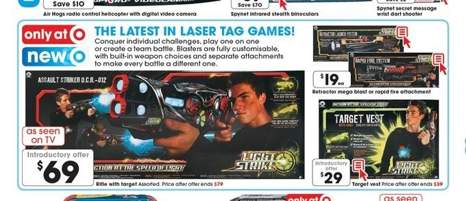laser tag tiger electronics instructions