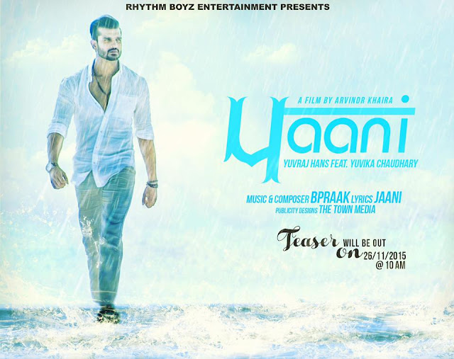 Paani Yuvraj Hans Lyrics And Hd Video