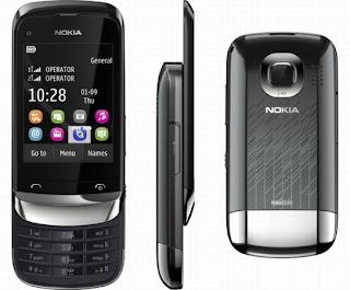 Harga Handphone Nokia C2-06
