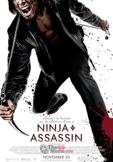 Download Movie : Ninja Assassin