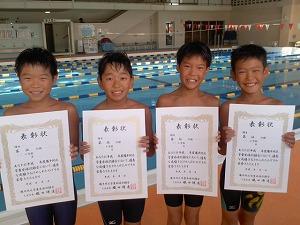 はやしま一貫教育ブログ: 速報:備中地区学童水泳記録会 はやしま一貫教... はやしま一貫教育ブ