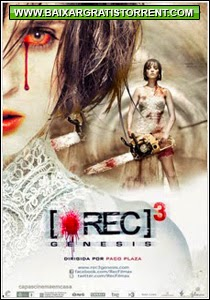 REC 3: Genesis Torrent - Dublado BluRay 720p (2014)